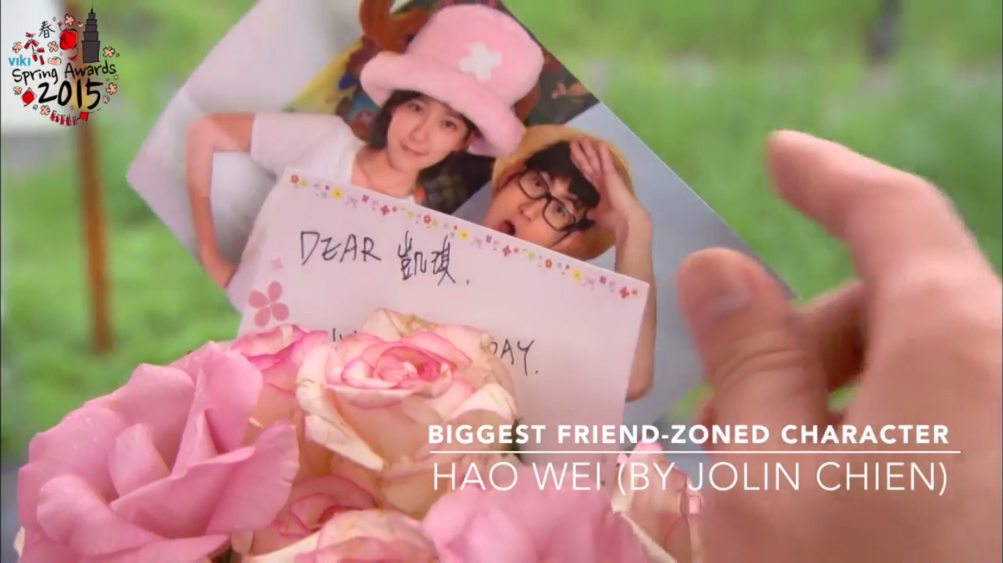 Spring Awards - Most Friend-Zoned Character: Official Viki Channel
