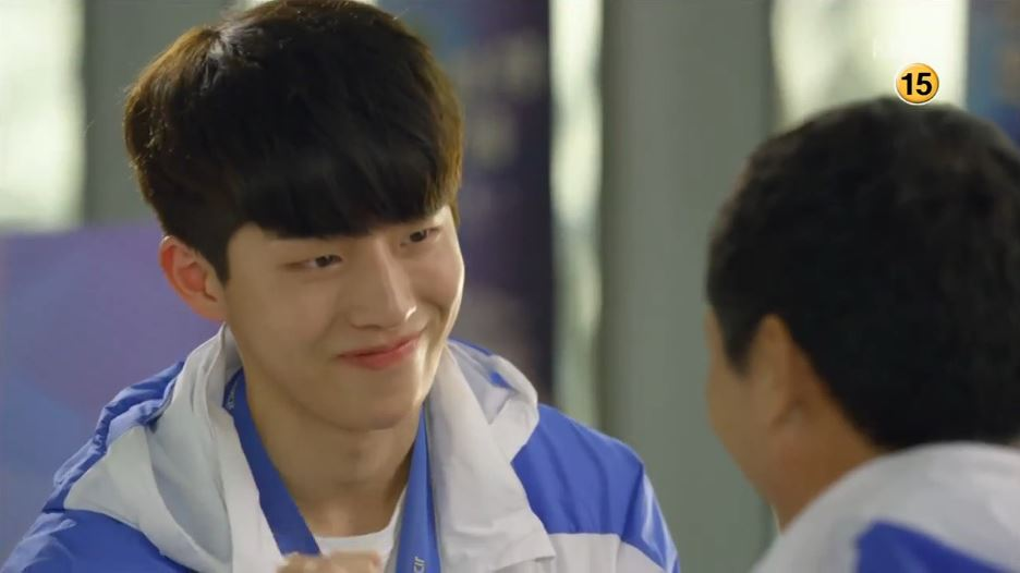 Who Are You: School 2015 Episode 1