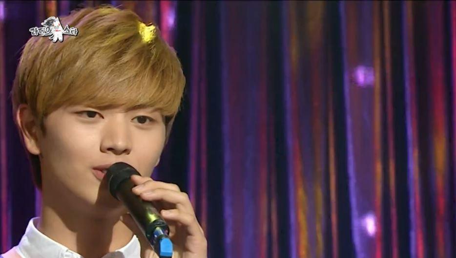 Yook Sung Jae Sings 'That Day Long Before' (Ep 427): Radio Star