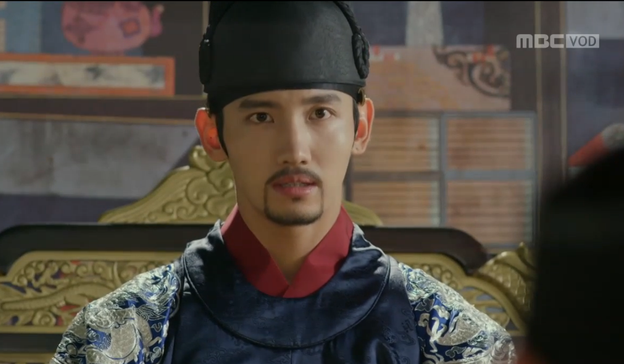 Scholar Who Walks The Night Episode 6