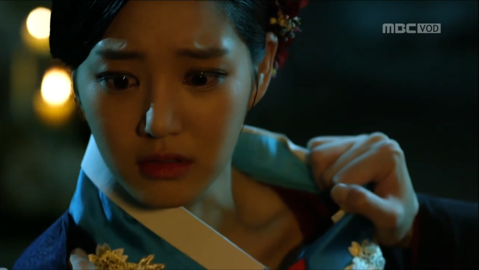 Scholar Who Walks The Night Episode 16