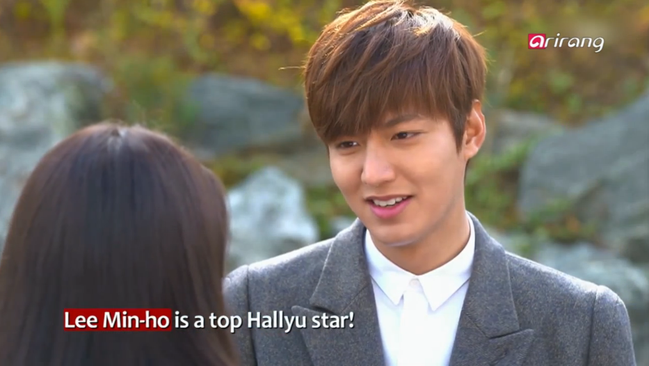 Lee Min-Ho Confirmed to Star in a Korean-Chinese Co-Production