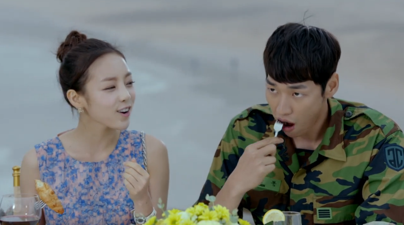 Ji chang wook and park gyuri dating