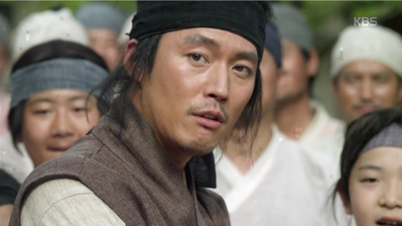The Merchant: Gaekju 2015 Episode 4