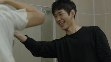 Playful Shower Scene by Won Geun & Ji Soo: Cheer Up!