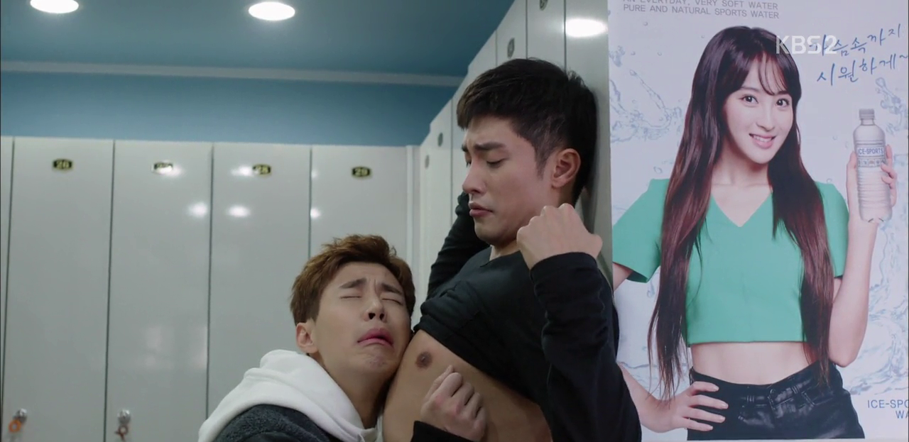 Henry Mocks Sung Hoon by Leaning on His Chest: Oh My Venus