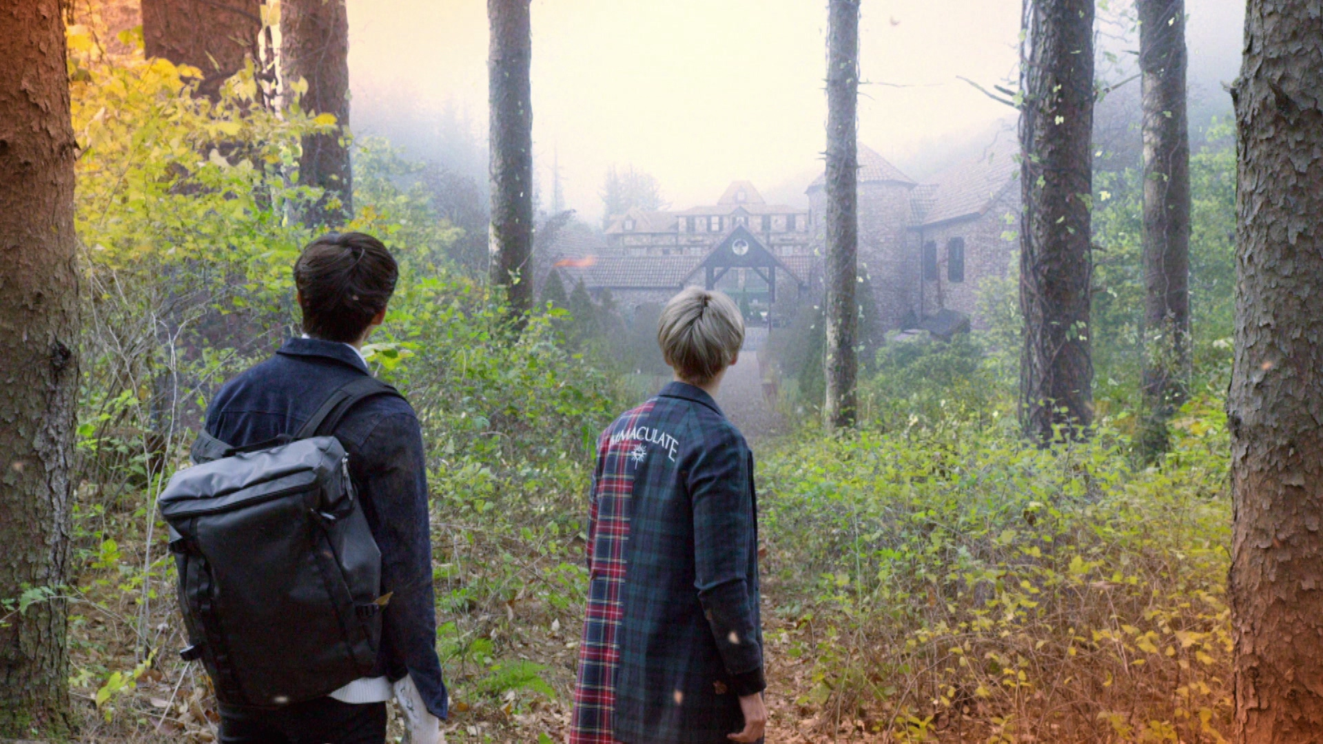 Trailer 2: Moorim School