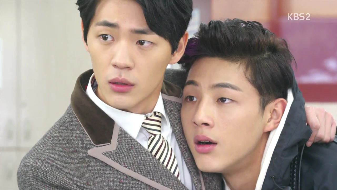 NUGU Korean actors I want to rise - Random - OneHallyu