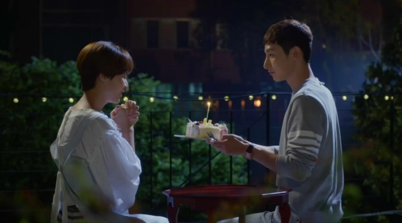 Lucky Romance Episode 8