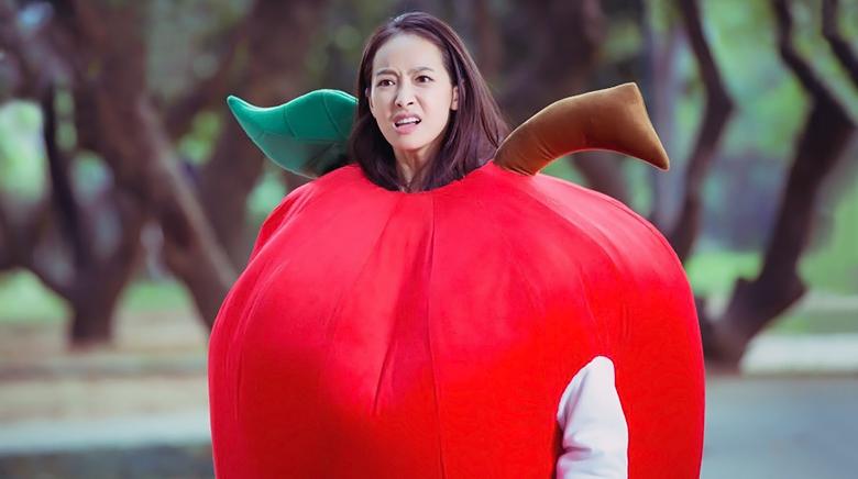 Victoria's Apple Face Off: Beautiful Secret