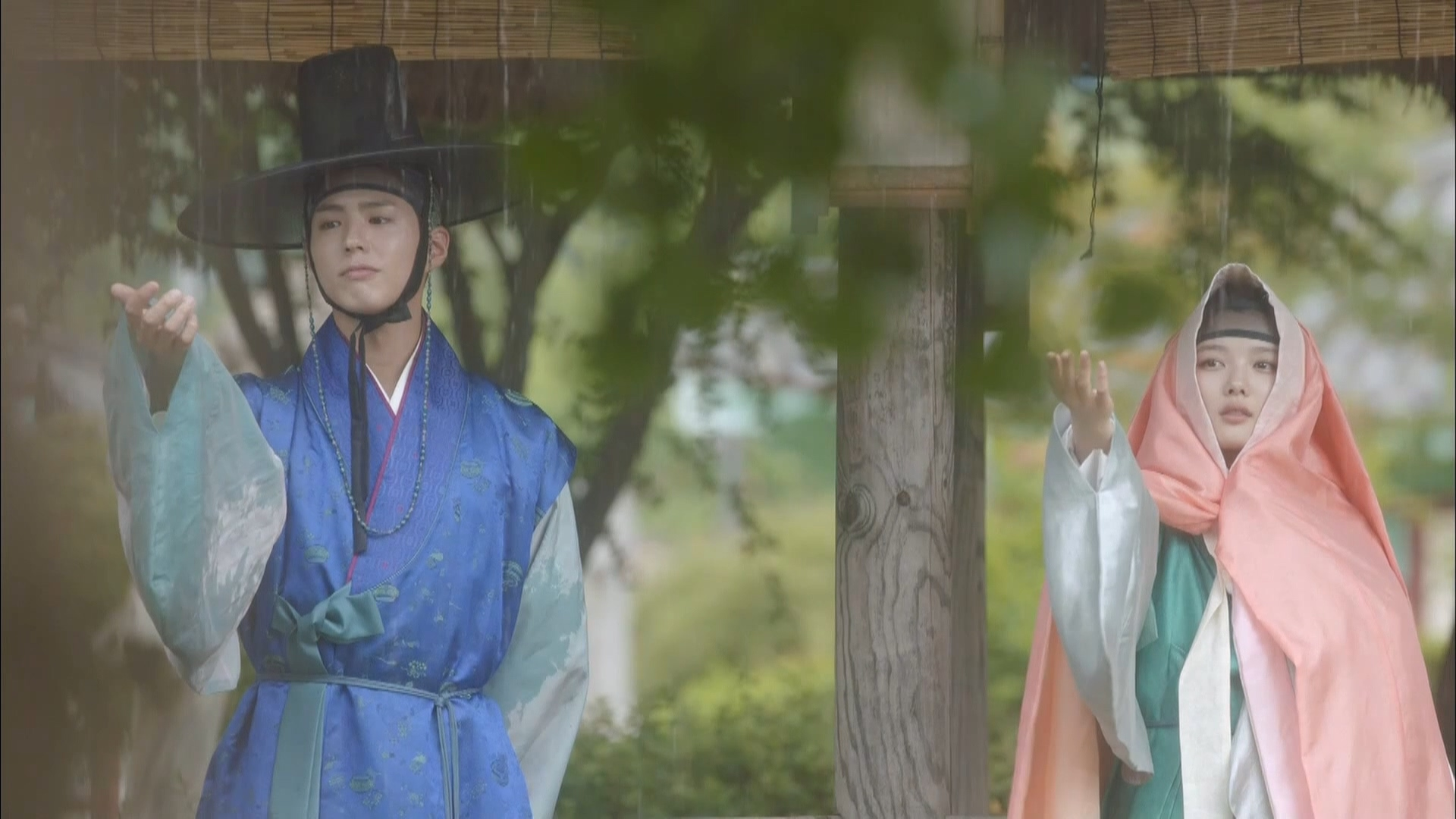 Moonlight Drawn by Clouds Episode 4