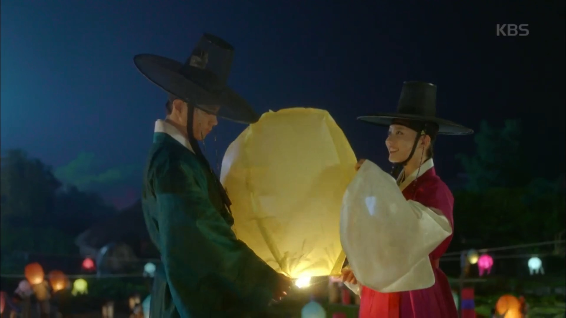 Moonlight Drawn by Clouds Episode 5