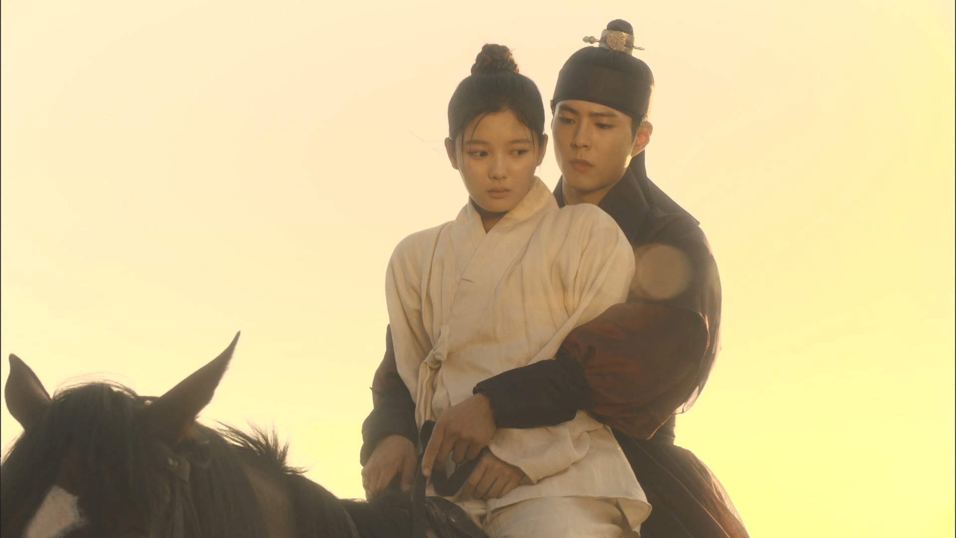 Moonlight Drawn by Clouds Episode 6