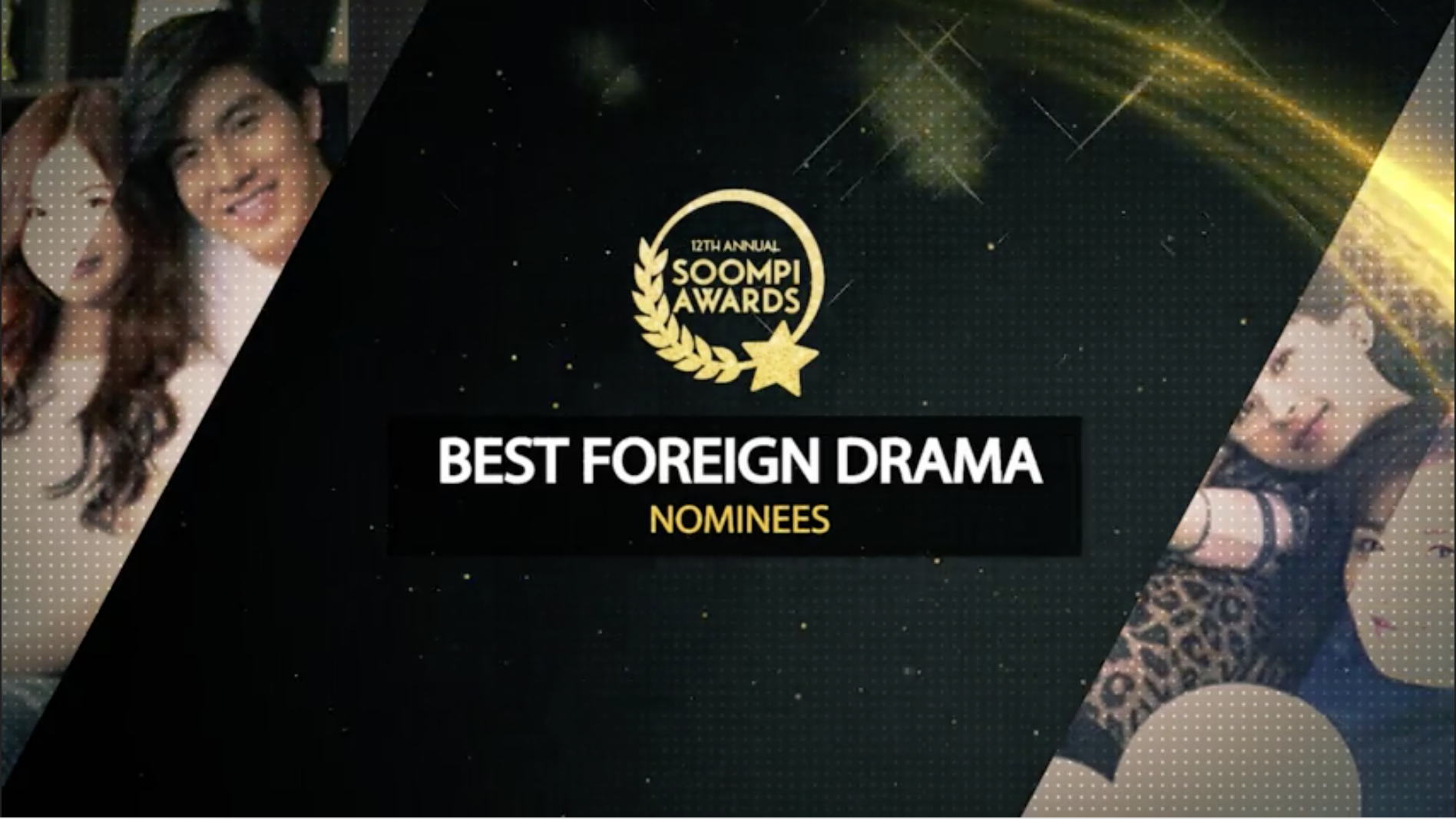 Soompi Awards Episode 4: Best Foreign Drama