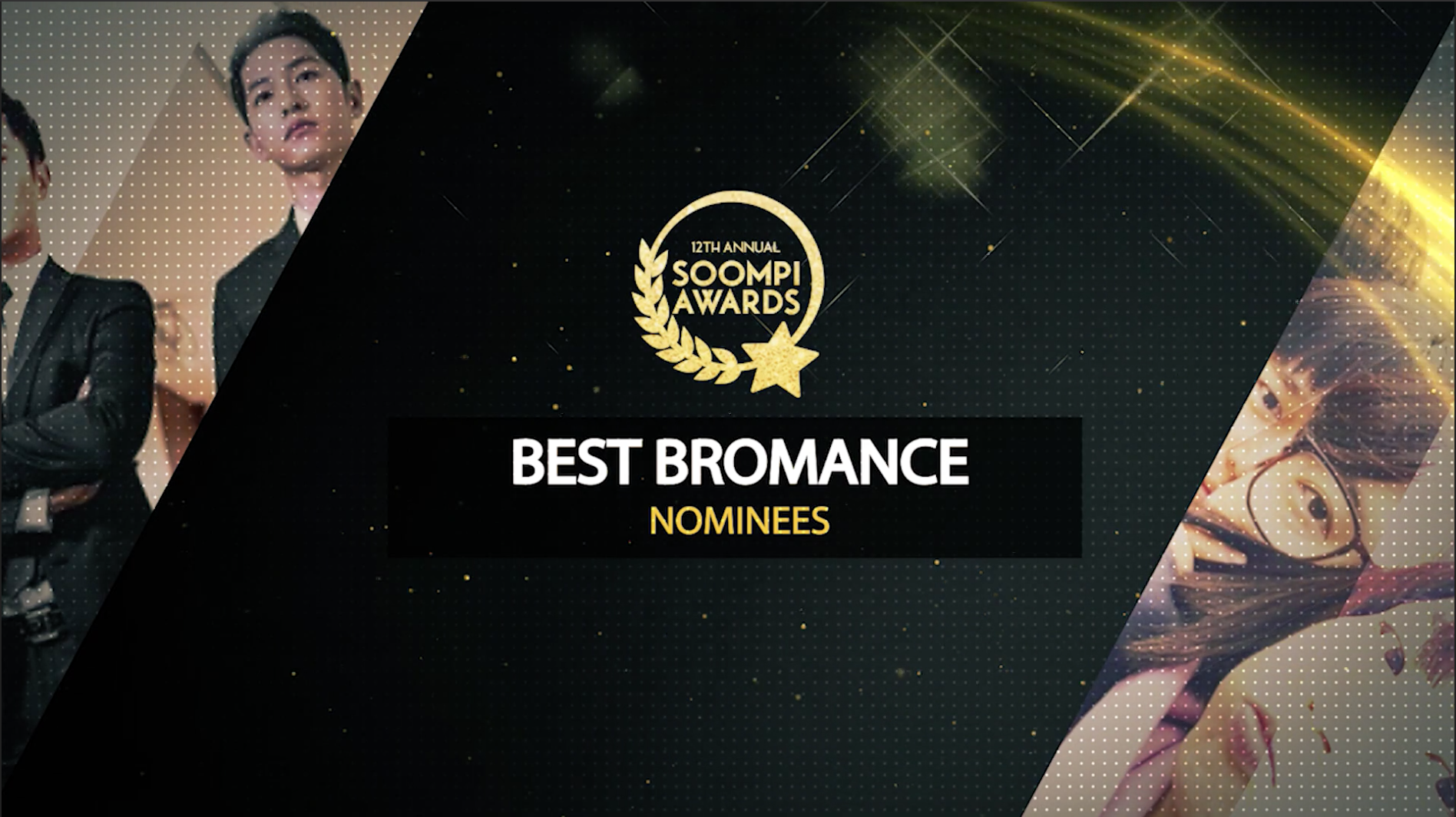 Soompi Awards Episode 6: Best Bromance