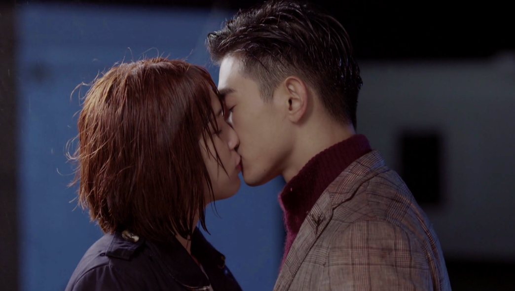 Confession Kiss: Behind Your Smile