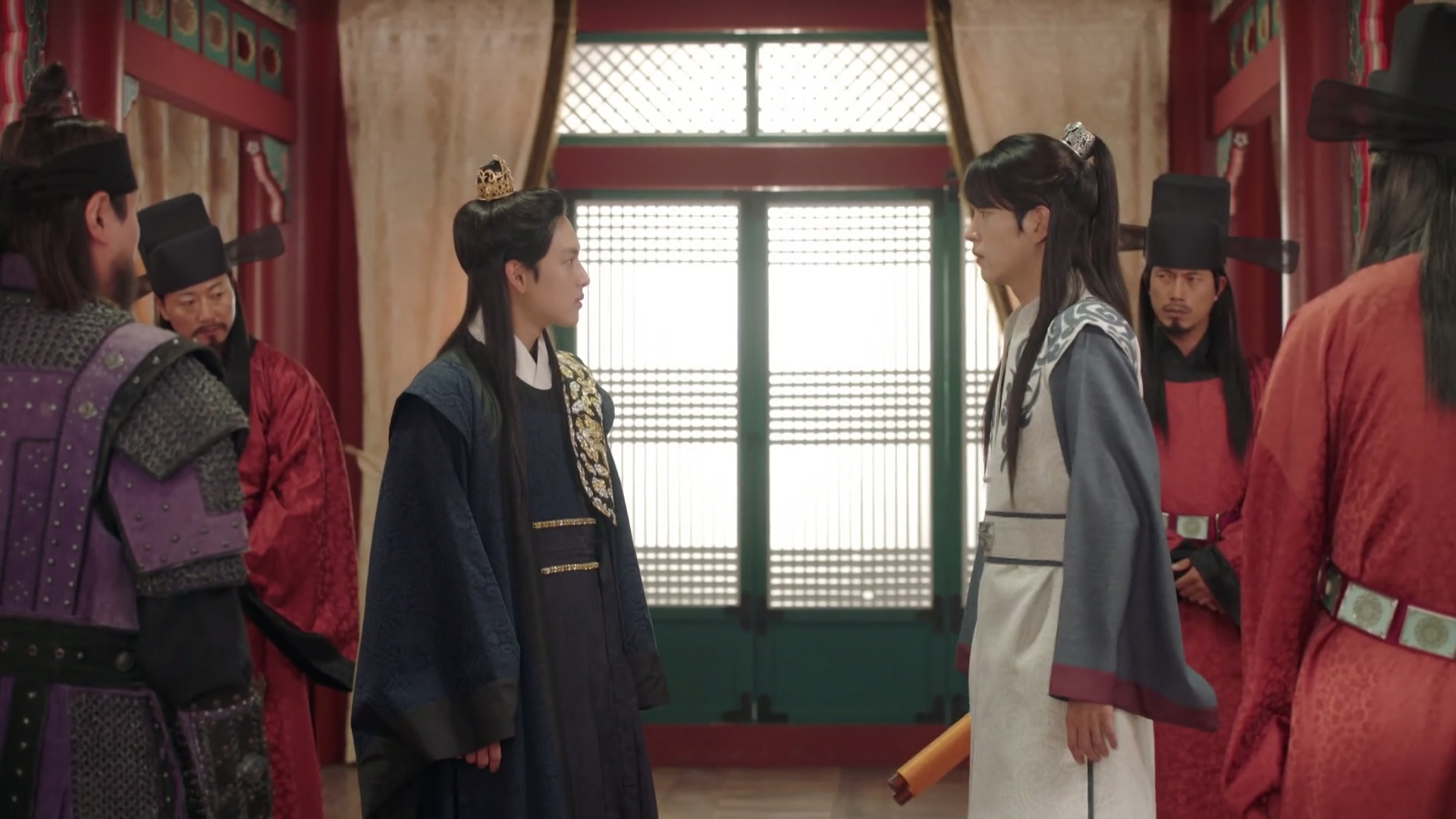 The King Loves Episode 17