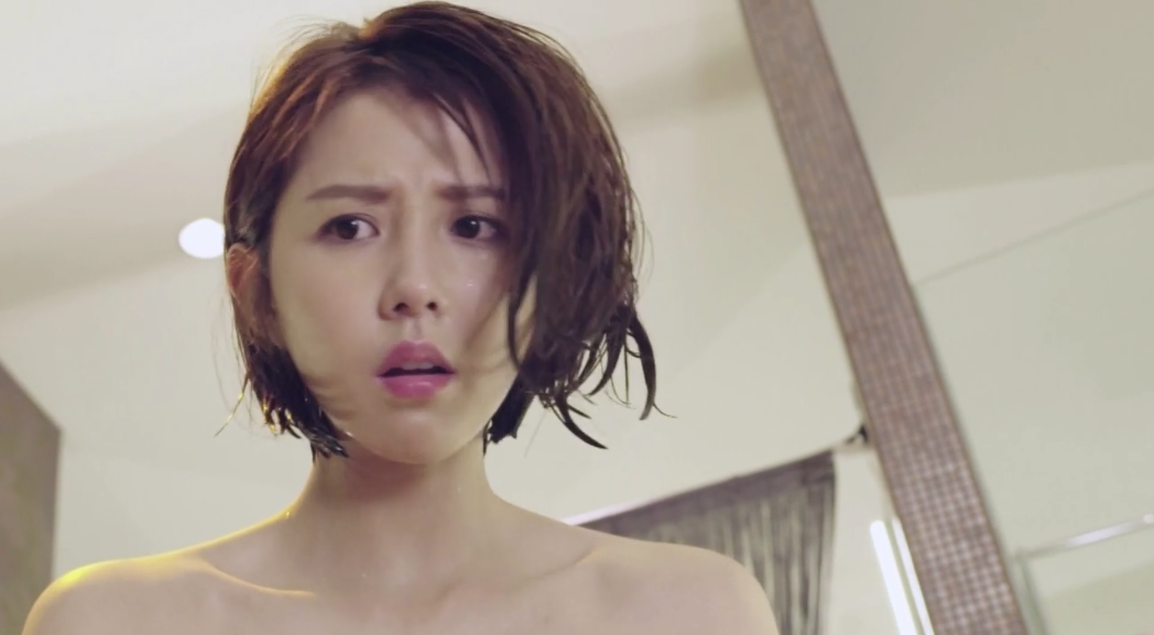 Ivy Shao is Left Naked: The Perfect Match