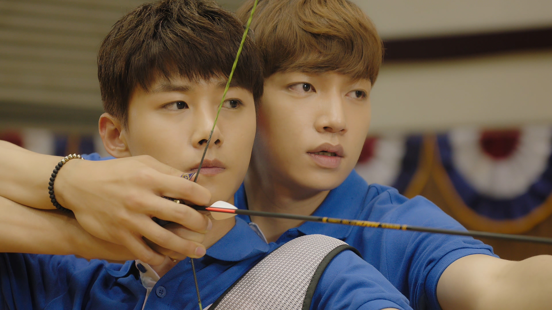 Matching! Boys Archery Episode 6