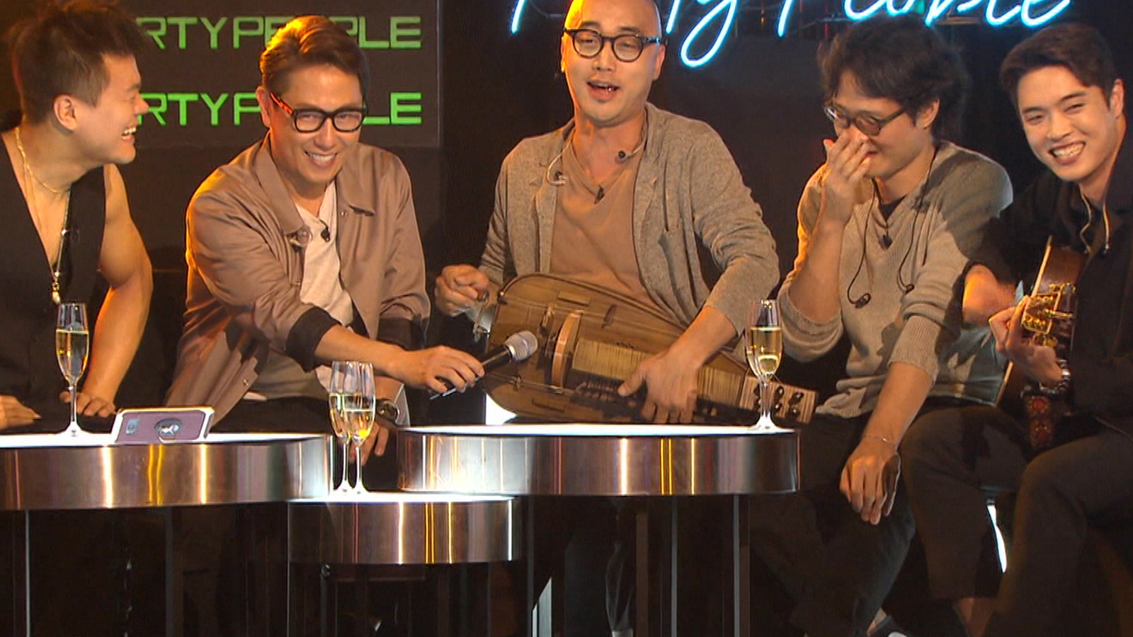 JYP's Party People Episode 8