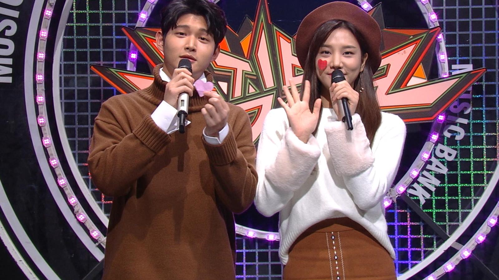 Music Bank K-Chart Episode 911