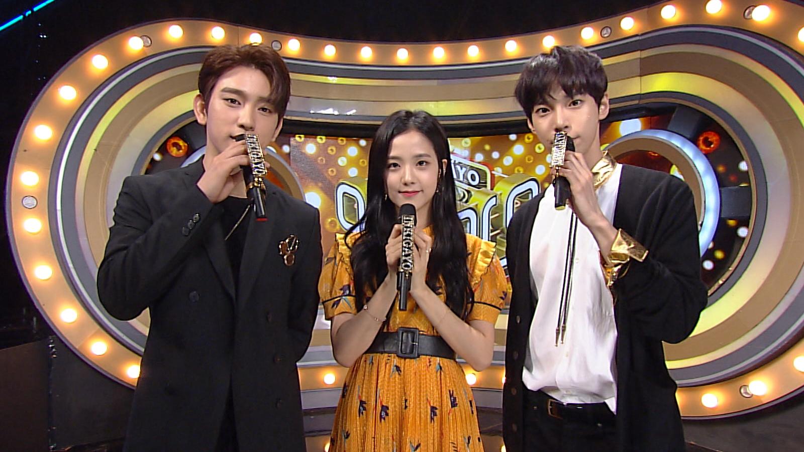 SBS Inkigayo Episode 927