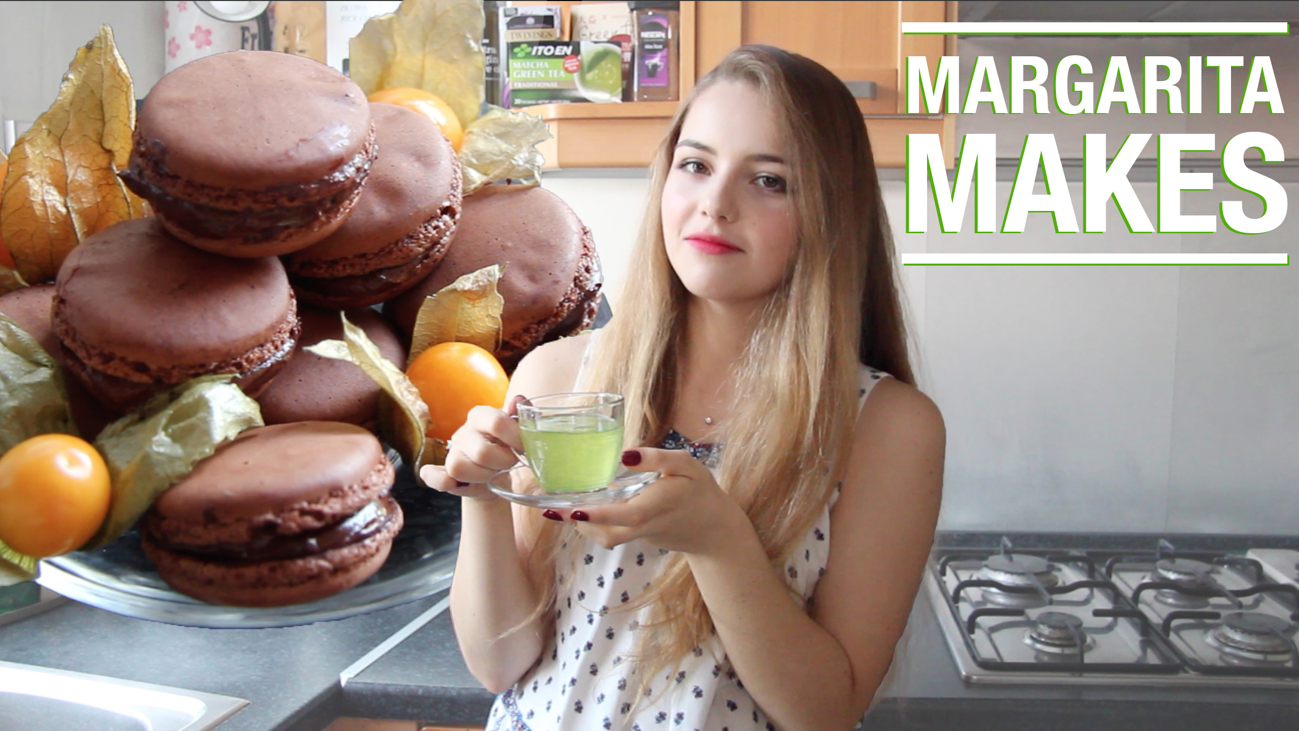 Margarita Episode 12: Margarita Makes Tea & Treats Part 1