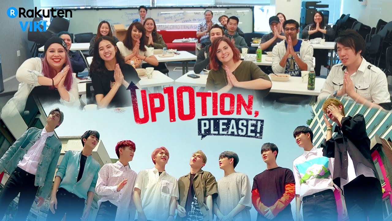 "Viki Life Episode 2: ""UP10TION, Please!"" Reaction Video"
