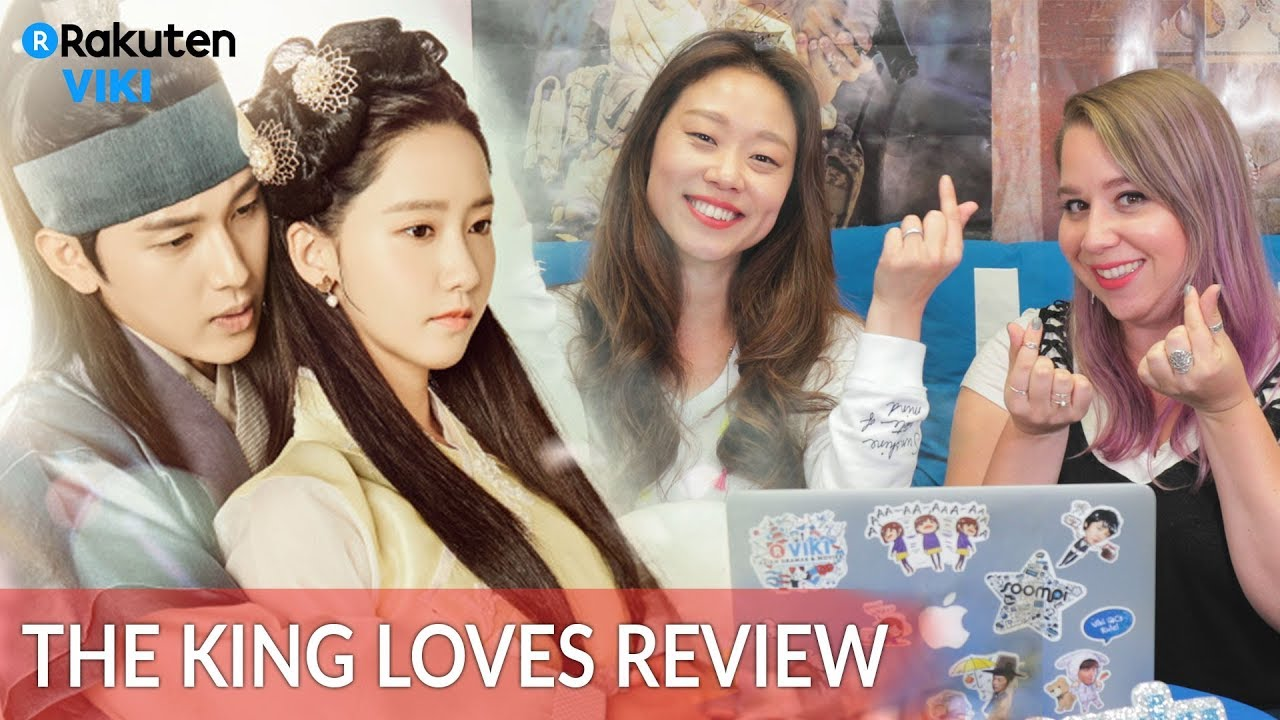 "Viki Life Episode 3: Noona Reviews: ""The King Loves"""