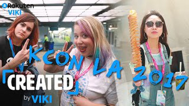 Viki Life Episode 4: Viki Goes to: KCON LA 2017!