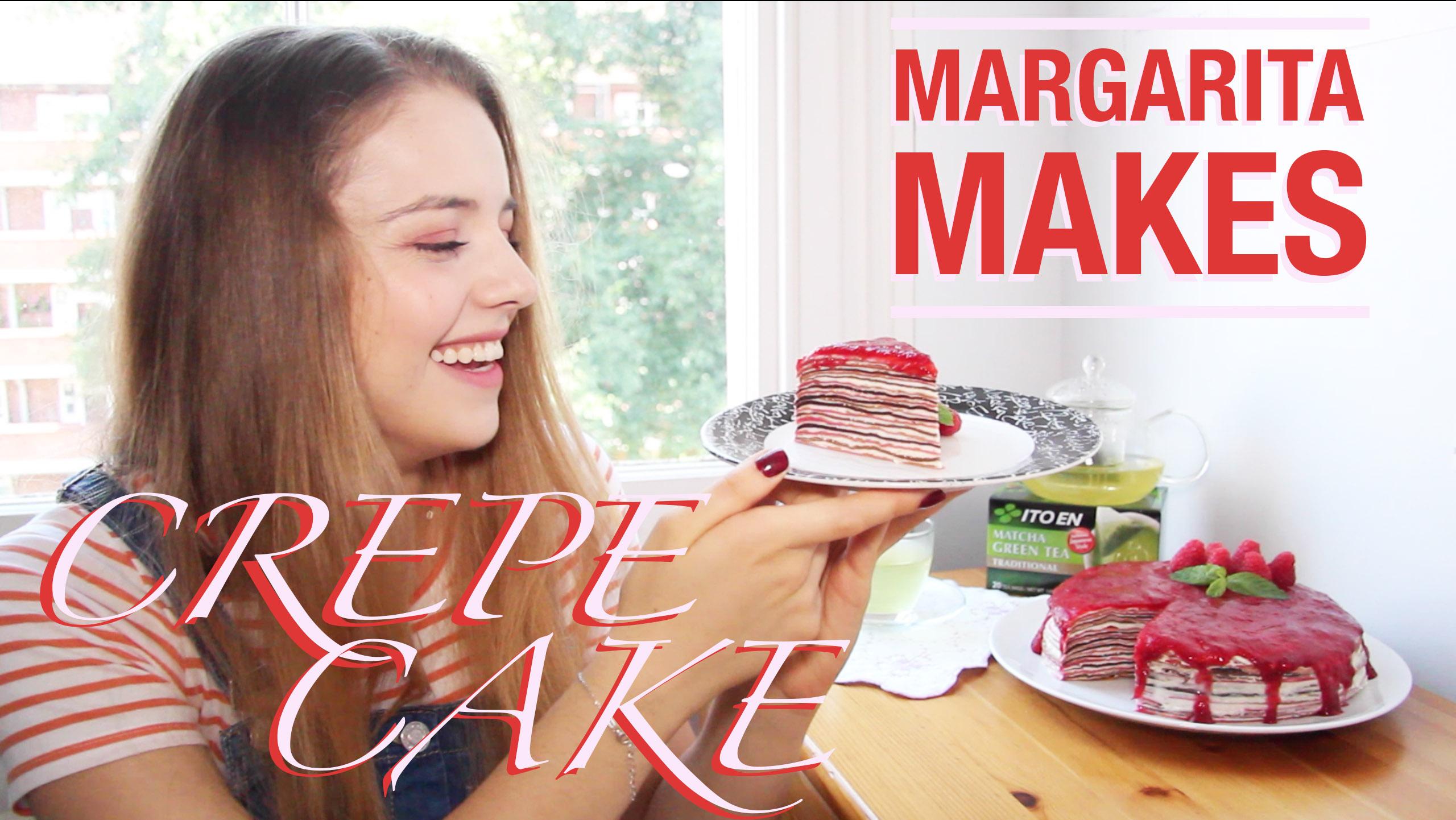 Margarita Episode 14: Margarita Makes Tea & Treats Part 2