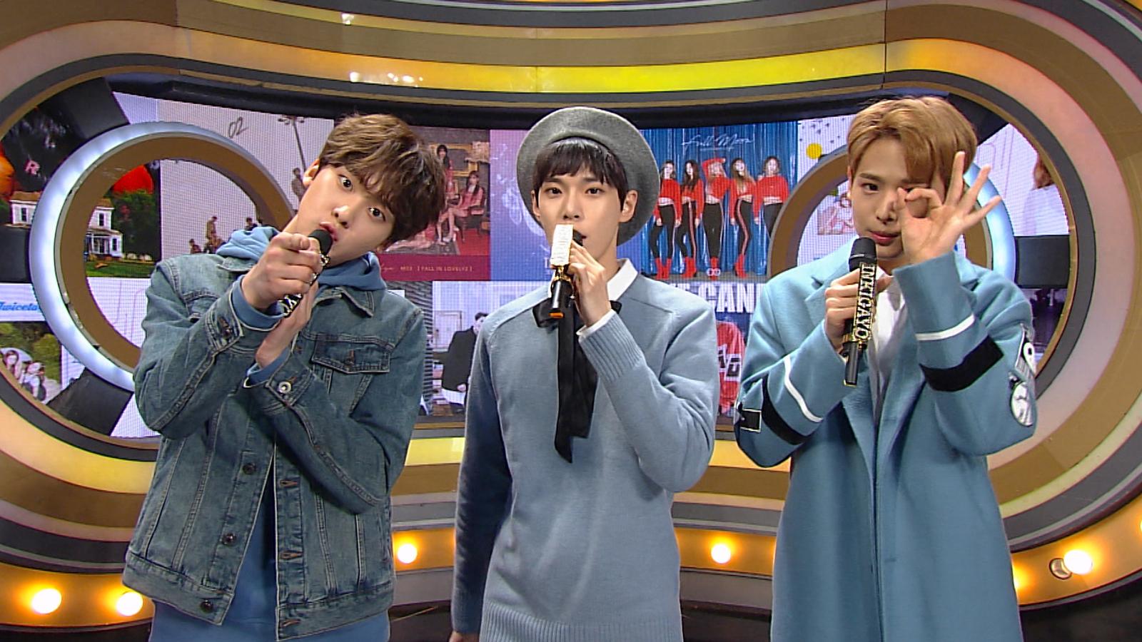 SBS Inkigayo Episode 936