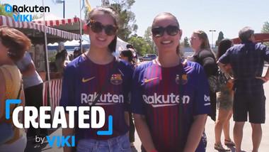 Viki Life Episode 5: Viki Goes to: FC Barcelona x Rakuten Carnival