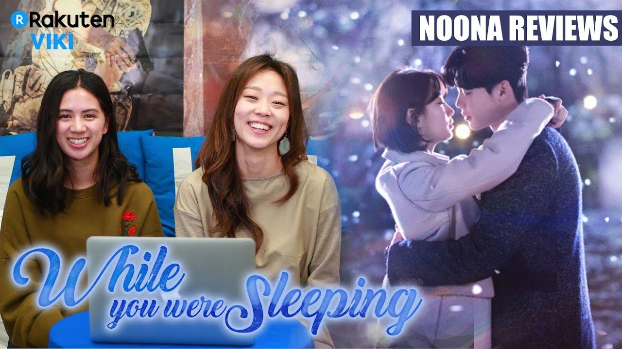 "Viki Life Episode 7: Noona Reviews: ""While You Were Sleeping"""