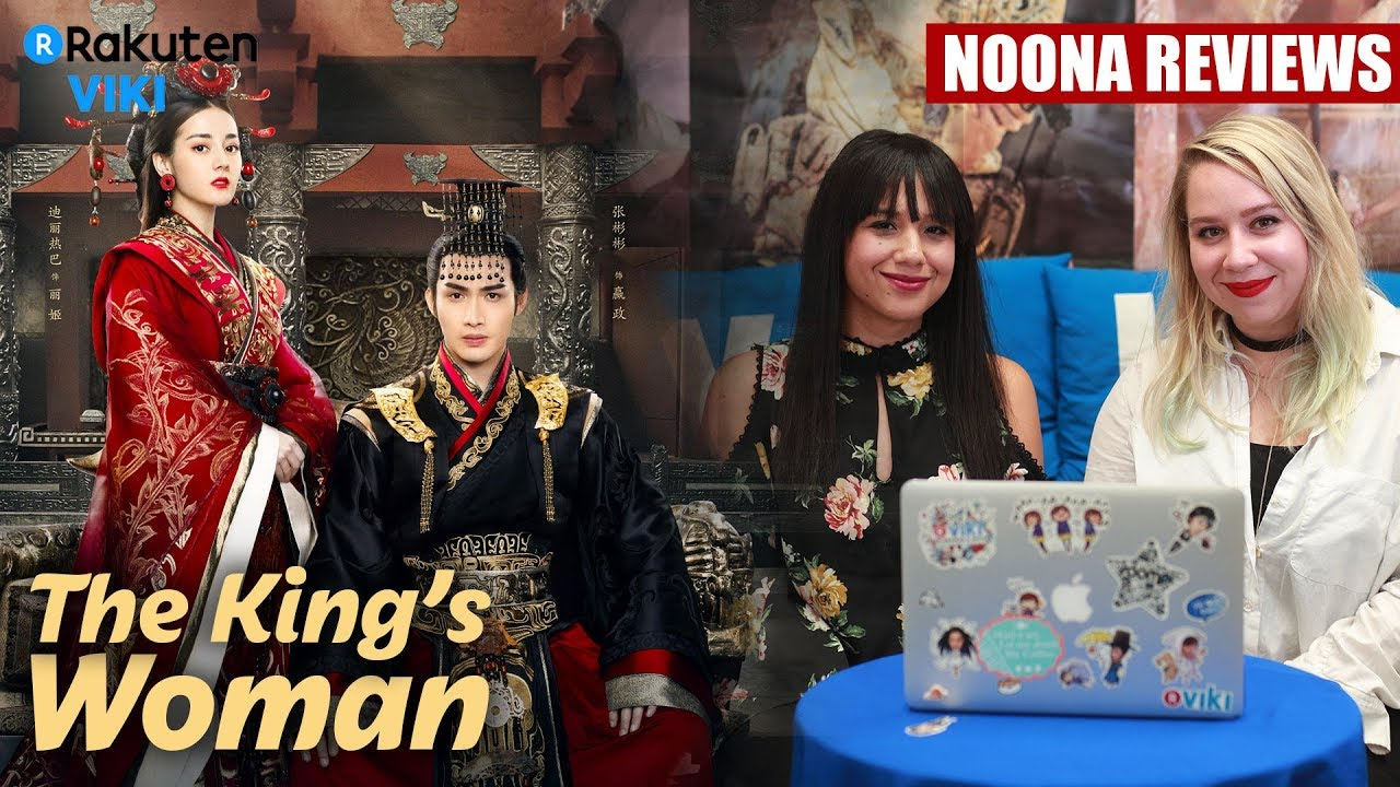"Viki Life Episode 8: Noona Reviews: ""The King's Woman"""