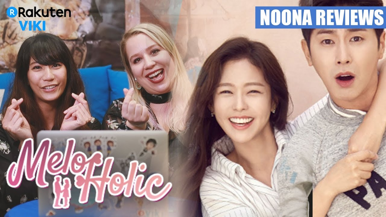 "Viki Life Episode 10: Noona Reviews: ""Melo Holic"""