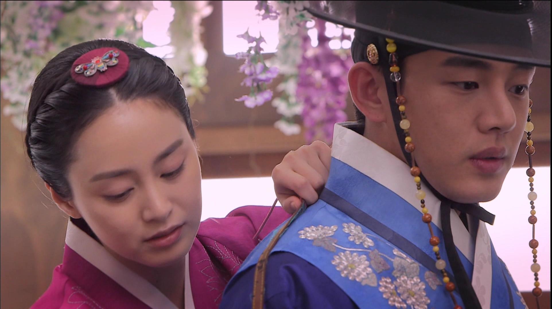 Jang Ok Jeong, Lives in Love Episode 1