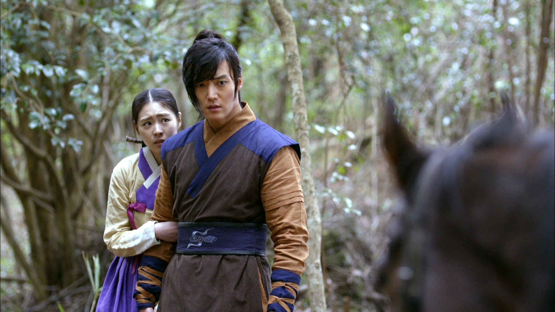 Gu Family Book Episode 2