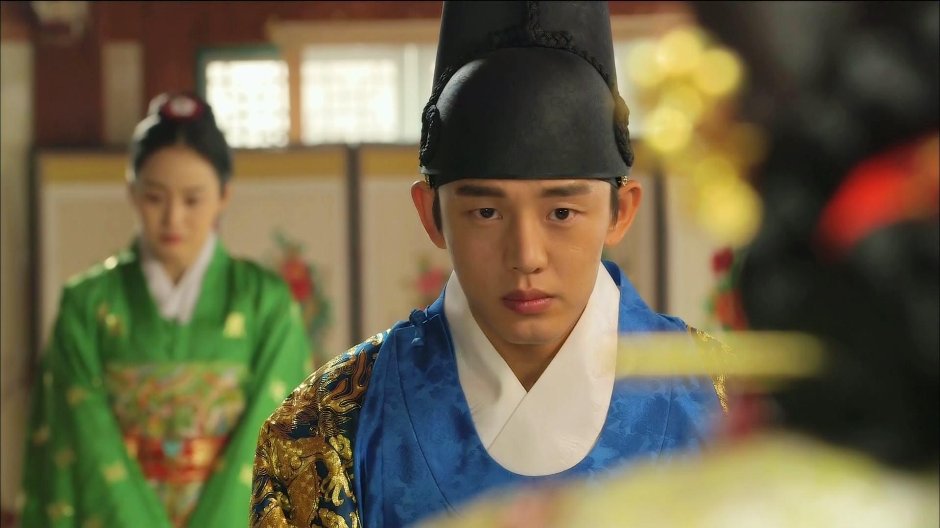 Jang Ok Jeong, Lives in Love Episode 8
