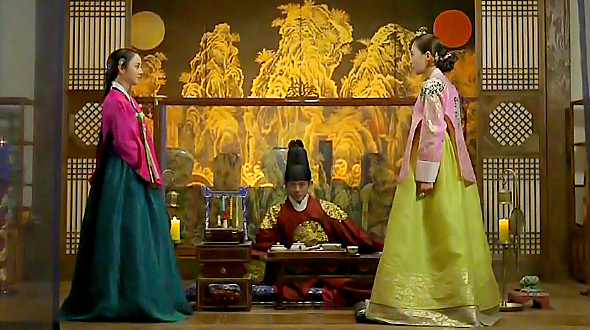 Jang Ok Jeong, Lives in Love Episode 11